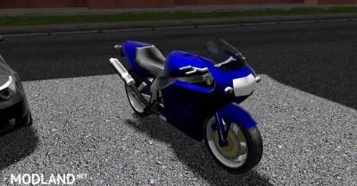 Yamaha FCR-900 Motorcycle Mod [1.5.4], 1 photo
